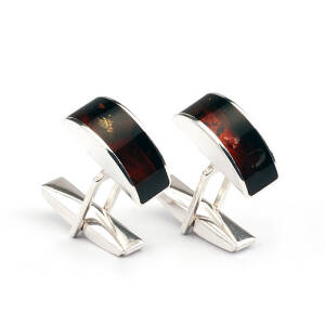 Cradle Cuff Links